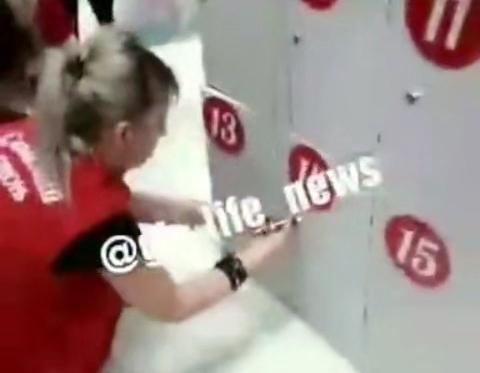 В торговом центре Кубани нашли ребенка в камере для хранения вещей