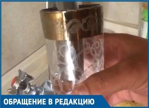 «Пьющий кран — горе в семье», - краснодарцы страдают от нехватки напора воды в доме