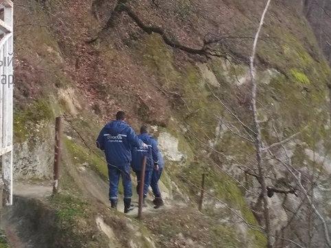 Чудесное спасение «рюкзачка» спасателями МЧС в Горячем Ключе обсуждают на Кубани