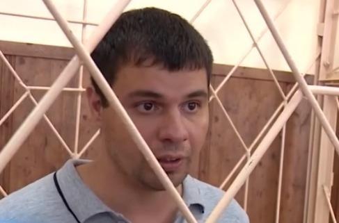 «Как вам не стыдно, меня там не было», - заявил на суде обвиняемый в нападении на семью Ахеджак Иван Кононенко