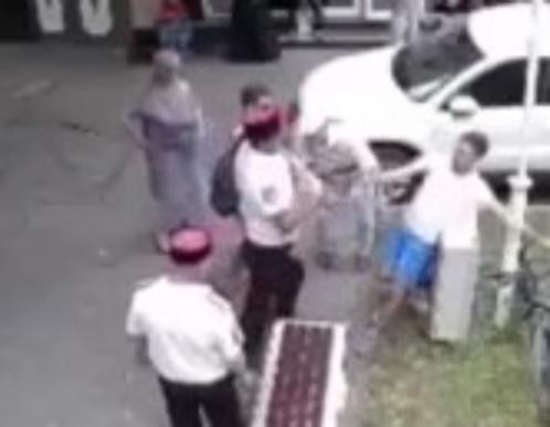 Избившие мужчину кубанские казаки были не на службе