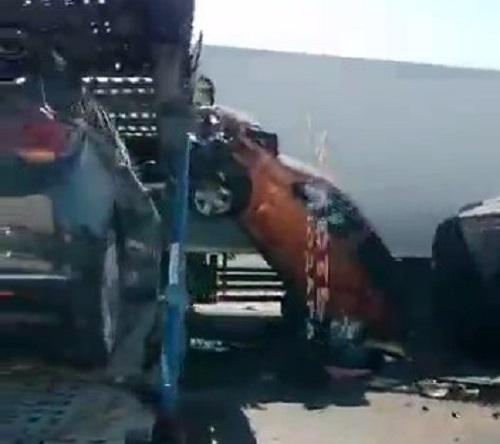 Сорванный прицеп убил водителя на кубанской трассе