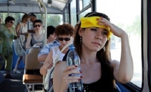Жара в Курской области сменится похолоданием