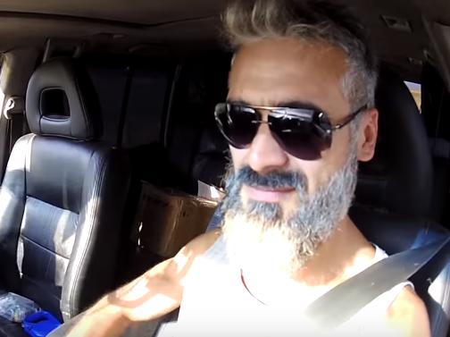 Блогер в путешествие на самодельном доме на колесах включил Краснодар