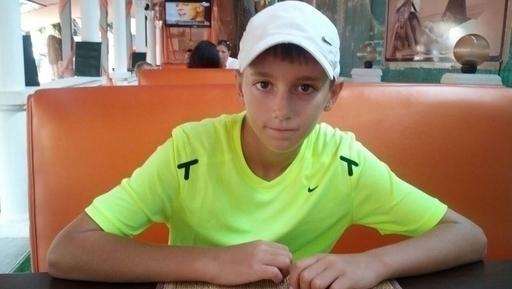 Сочинский теннисист Данил Спасибо привез медаль из Италии