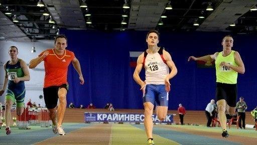 В Краснодаре стартовали соревнования по легкой атлетике