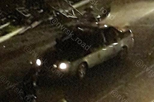 В Новороссийске водитель вылетел через лобовое стекло, уходя от погони ДПС