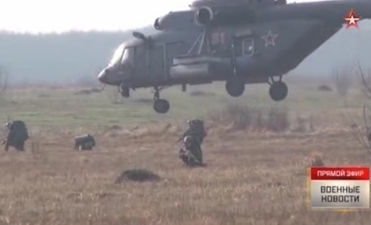 Под Краснодаром спецназовцы уничтожили базу «боевиков»