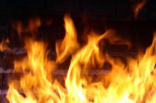 При пожаре в Темрюкском районе погибла женщина