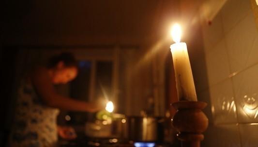 Жители Ейского района остались без света