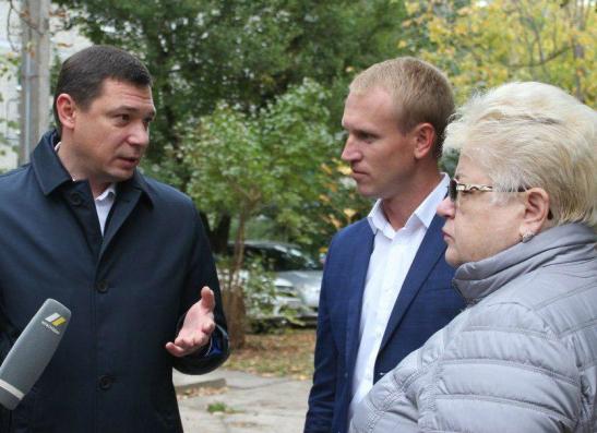 ВКраснодаре провели ремонт 140 жилых высотных домов
