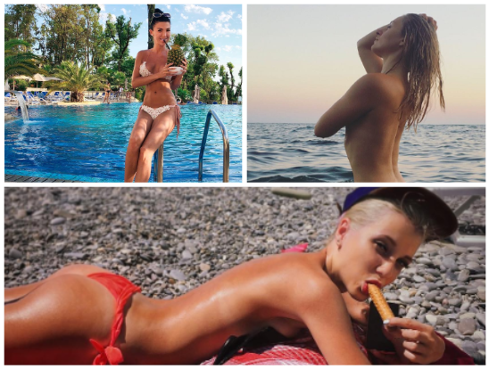 InstaЖар: самые жгучие девушки на курортах Кубани