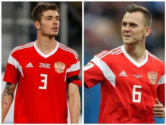 Нойштедтер и Черышев стали героями матча Россия – Турция в Сочи