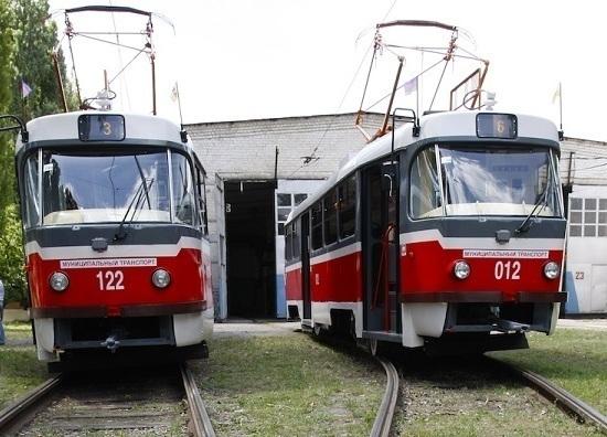 В Краснодаре трамваи поедут