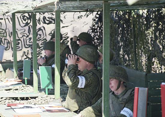 В Краснодарском крае проходят крупные военные учения