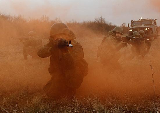 На Кубани группы спецназа провели масштабные учения