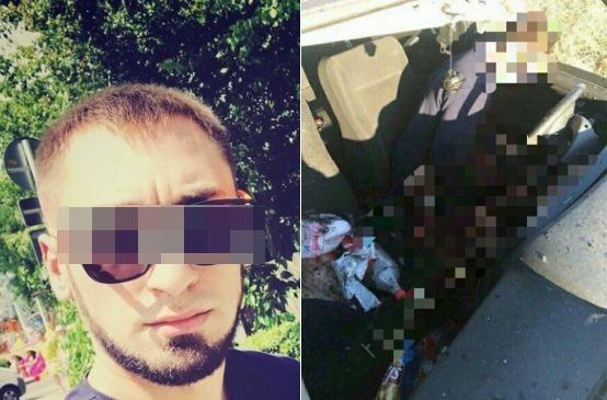В Краснодарском крае мужчина погиб от взрыва гранаты в собственном автомобиле