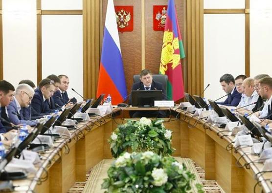 Для защиты обманутых дольщиков в Краснодаре собралась комиссия