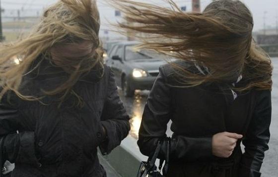 В Краснодаре ожидается сильный ветер и резкое понижение температуры