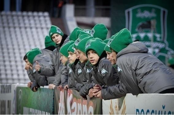«Краснодар» не пустил своих игроков на юношеский турнир по футболу