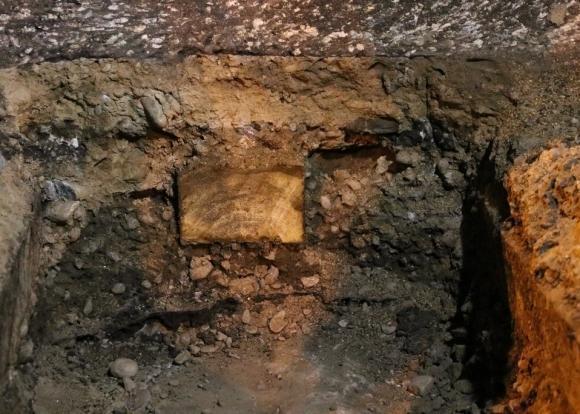 Сократили срок ремонта Офицерского путепровода в Краснодаре после исторической находки