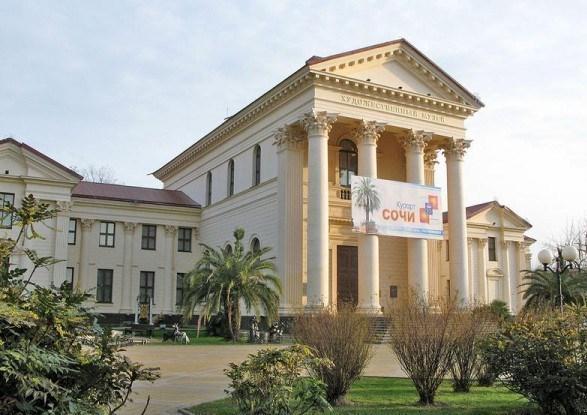 В Сочи откроется выставка незрячего художника