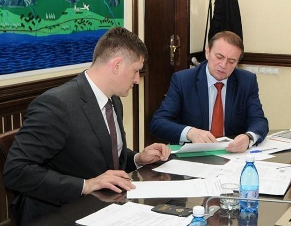 Из-за дольщиков встретился вице-губернатор Кубани Алексеенко с мэром Сочи