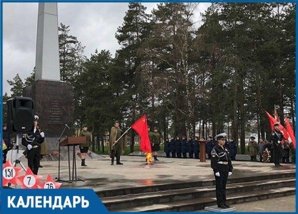 75 лет назад советские войска освободили Абинск от немцев
