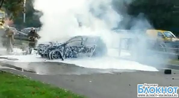 В Краснодаре в результате аварии погиб человек