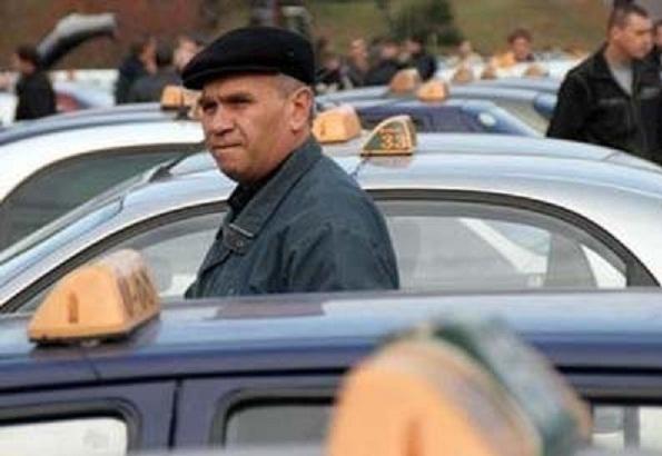 Сочинских таксистов пустили на трассу «Формулы-1»
