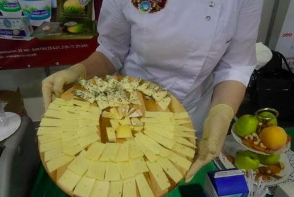 Кубань увеличила экспорт сыров на 45%