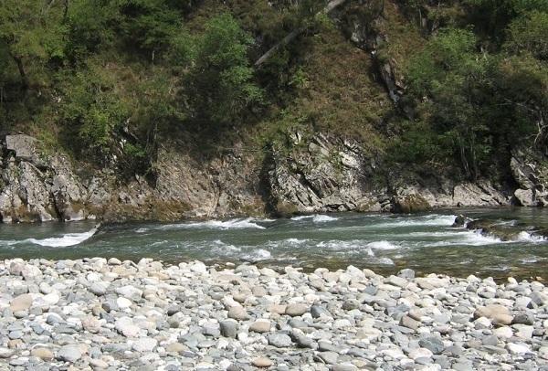 В Адыгее в реке Белой утонул житель Кубани