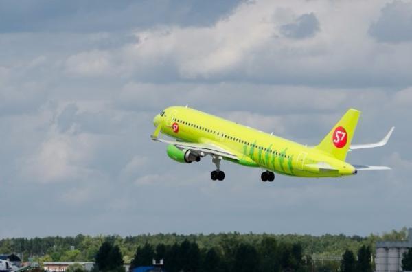 Рейс «Новосибирск-Краснодар» прервали из-за болезни пассажира