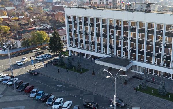 Об угрозе теракта в мэрии Краснодара сообщили по электронной почте