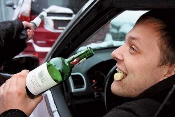 Пьяных водителей в Краснодаре будут ловить усиленные наряды ДПС