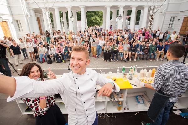 ВАбрау-Дюрсо 20-21августа откроет двери эногастрономический фестиваль «О, да! пища!»