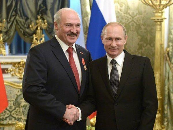 Лукашенко составит компанию Путину на турнире по боевому самбо в Сочи