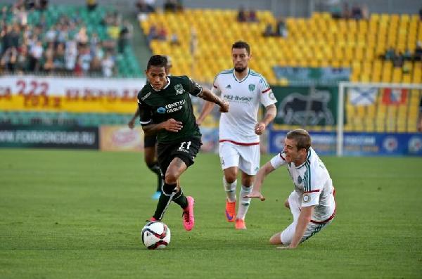 ФК «Краснодар» не смог подарить победу над «Тереком» ко Дню города