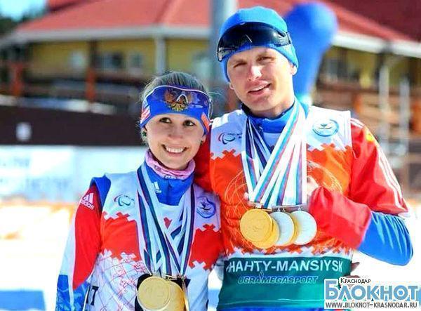 В третий день Паралимпиады Россия взяла семь медалей