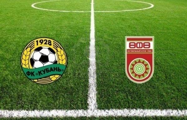 ФК «Кубань» победил «Уфу» со счетом  2:0