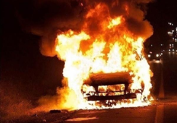 В Армавире в ДТП заживо сгорели два человека