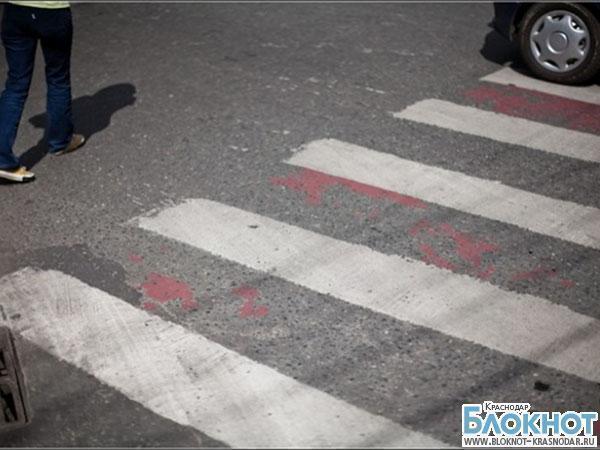 В Тихорецком районе автомобиль сбил пешехода насмерть