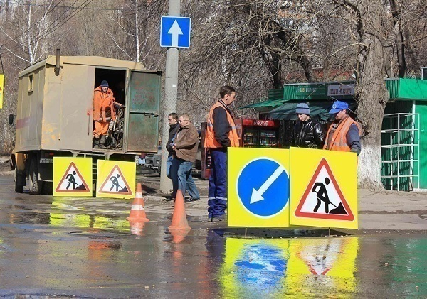 В Краснодаре на участке улицы Атарбекова перекроют движение