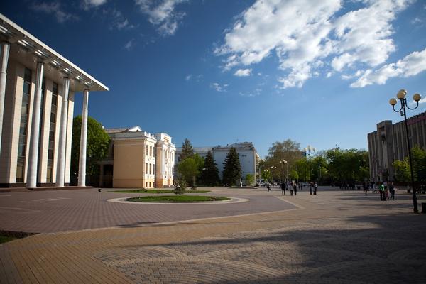 В центре Краснодара построят новый газопровод