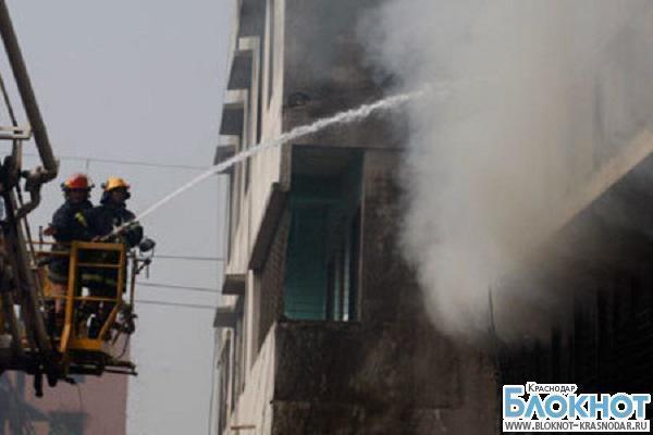 В Сочи в результате пожара погиб семилетний мальчик