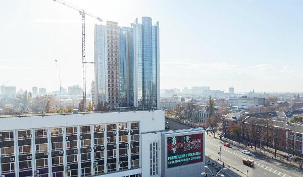 В Краснодаре определят новые нормы высотности зданий