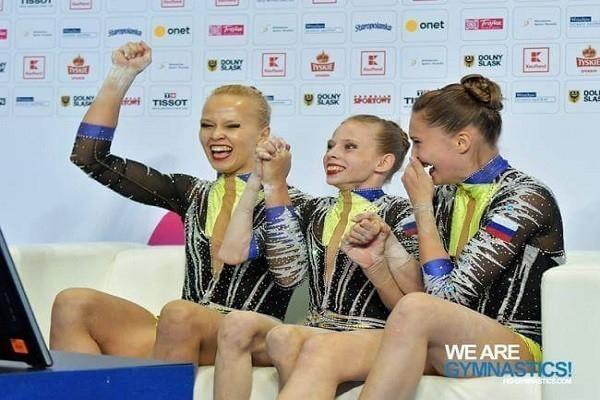 Акробатические номера в исполнении красавиц из Краснодара оценили в Европе