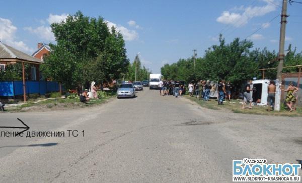 В Краснодарском крае в ДТП погиб один человек и семеро были травмированы