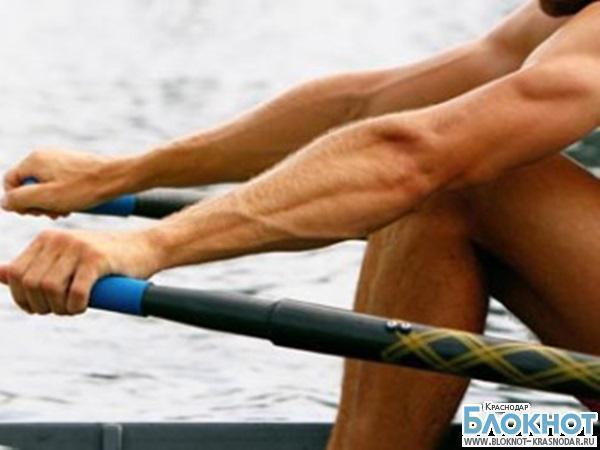 Кубанские гребцы завоевали 10 наград в первенстве России