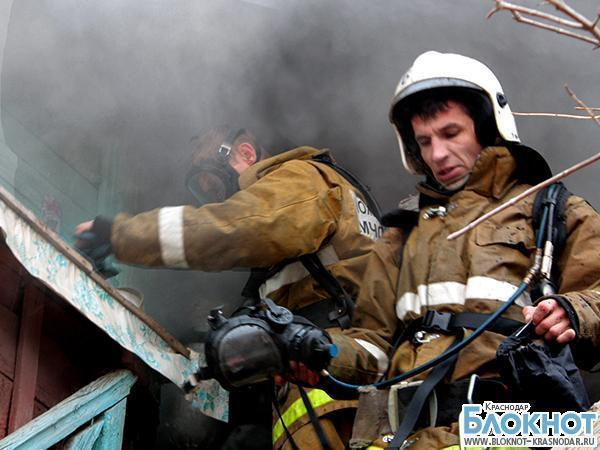 В Новороссийске сгорел дом из-за неправильно построенной печи